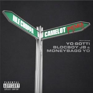 NLE Choppa - Camelot ft. Yo Gotti, BlocBoy JB & Moneybagg Yo [Remix]